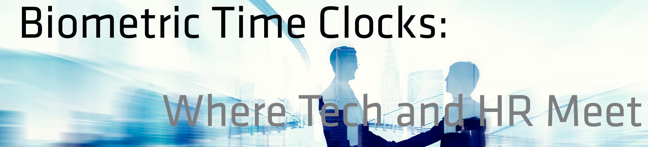 biometric time clocks banner
